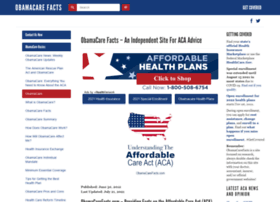 obamacarefacts.com