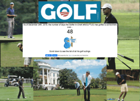 obamagolfcounter.com