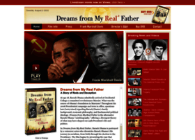 obamasrealfather.com