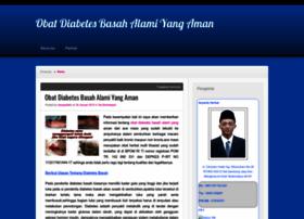 obatdiabetesbasahalamiyangaman.wordpress.com
