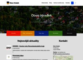 obechradek.cz