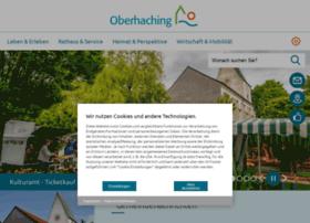 oberhaching.de