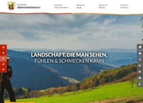 oberharmersbach.de