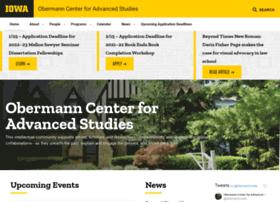 obermann.uiowa.edu