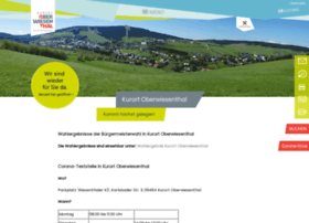oberwiesenthal.de