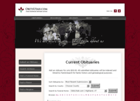 obitsutah.com