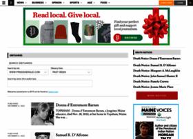 obituaries.pressherald.com