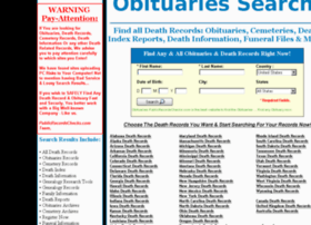 obituaries.publicrecordschecks.com