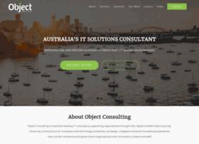 objectconsulting.com.au