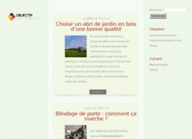 objectif-eco-habitat.com