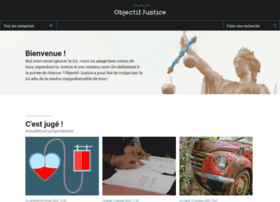 objectif-justice.fr