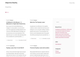 objectivereality.org