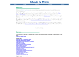 objectsbydesign.com
