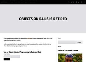 objectsonrails.com