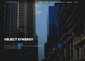 objectsynergy.com