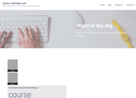 objectwriting.com