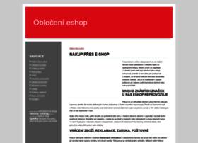 obleceni-eshop.com