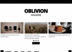 oblivion-magazine.tumblr.com