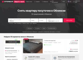 obninsk.sutochno.ru