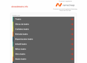 obrasdeteatro.info