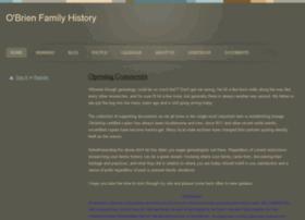 obrienfamilyhistory.webs.com