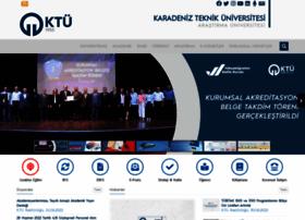 obs.ktu.edu.tr