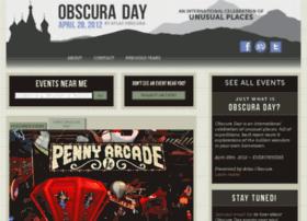 obscuraday.com