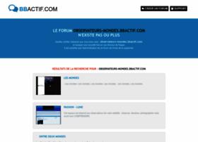 observateurs-mondes.bbactif.com