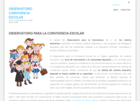 observatoriconvivenciaescolar.es