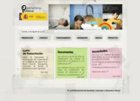 observatoriodelainfancia.msssi.gob.es