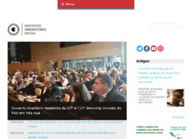 observatoriosocial.org.br