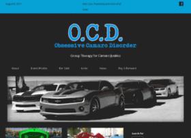 obsessivecamarodisorder.com