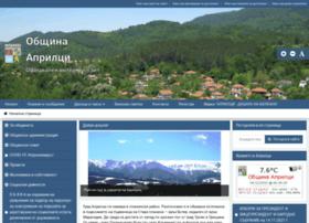 obshtina-apriltsi.com