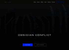 obsidianconflict.net