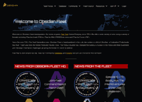 obsidianfleet.net