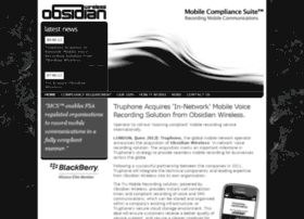 obsidianwireless.com