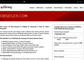 Obsieger.com
