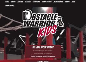 obstaclewarriorkids.com