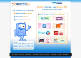 obtenir-rio.info