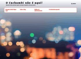 ocachambinaoeaqui.wordpress.com