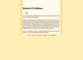 ocallahan.org