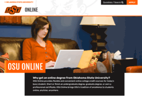 ocampus.okstate.edu