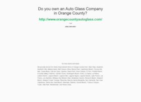 ocautoglassrepair.com