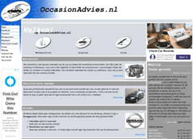 occasionadvies.nl