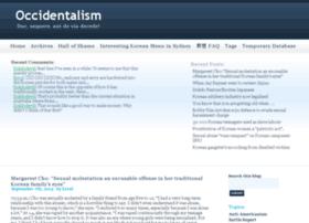 occidentalism.org