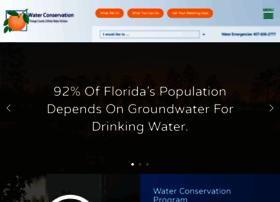 Occonservewater.net
