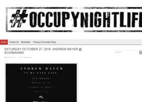 occupynightlife.com