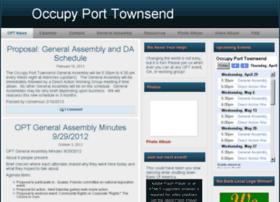 occupyporttownsend.org