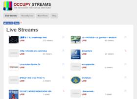 occupystreams.com