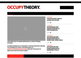 occupytheory.org